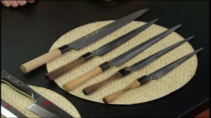 Morimoto's Knives